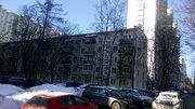 2-комн. кв. гор. Москва, ул. Намёткина, д. 21, корп. 3