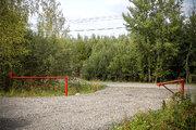 Участок у леса с газом, 420000 руб.