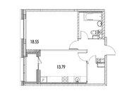"""Продается 1-к. квартира, 46,15 кв.м. в ЖК """"Зиларт"""""""