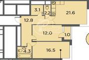 Предлагаем вам купить двухкомнатную квартиру в новостройке ЖК Зиларт