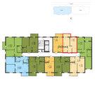 Щелково, 1-но комнатная квартира,  д., 2634525 руб.