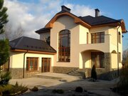 Красивый коттедж под отделку с бассейном в Пучково - пригороде Троицка, 21900000 руб.
