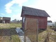 Участок с небольшим щитовым домиком в СНТ Горняк-2, 650000 руб.