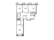 """Продается 3-к. квартира, 99,69 кв.м. в ЖК """"Зиларт"""""""