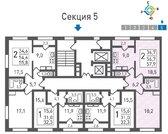 Москва, 2-х комнатная квартира, к4В д., 5346589 руб.