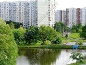 Метро Новоясеневская, Голубинская улица, 29к2, 3-комн. квартира