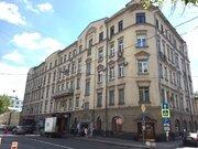 Продается 3-х комнатная на ул. Поварская 29/36 в Арбатском районе .