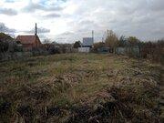 Отличный участок 6 соток в СНТ Коледино, г.о. Подольск, Климовск., 1280000 руб.