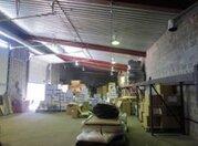 Теплый склад 800 м2 в Видном, 4200 руб.