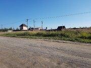 Участок 8 соток 18 км от Чехова, 160000 руб.