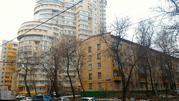 Двухкомнатная квартира у метро