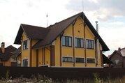 Дом в немецком стиле в охраняемом поселке, 17500000 руб.