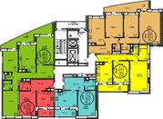 Продается 3-х комн. квартира 96 кв.м. в ЖК Московские Водники