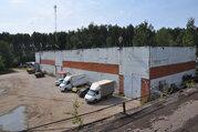 Производственные помещения 4915 кв.м на 3 гектарах земли, 130000000 руб.