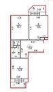 Продается двухкомнатная квартира в г.Ивантеевка