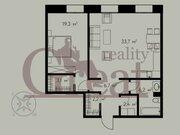 Москва, 2-х комнатная квартира, Даев пер. д.19, 47791840 руб.