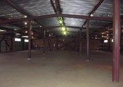 Аренда складского комплекса 3629 м. в ювао ул. Академика Скрябина 21, 3141 руб.