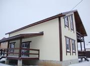Продаётся новый дом 230 кв.м на участке 10.26 сот. в пос. Подосинки, 4900000 руб.