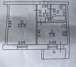 Дубна, 1-но комнатная квартира, ул. 9 Мая д.10, 2200000 руб.
