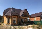 Новый дом в жилой деревне 85 км по МКАД по Ярославскому шоссе, 4000000 руб.