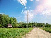 Участок 9 соток, Можайский р-н, Минское шоссе, 97 км, 108000 руб.