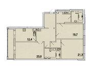 """Продается 3-к. квартира, 126,5 кв.м. в ЖК """"Донской Олимп"""""""