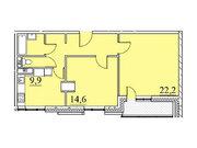 """Продается 2-к. квартира, 64,3 кв.м. в ЖК """"Парк Легенд"""""""