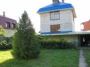 """Продам 3-эт. дачу 150 м2 на 6,2 сот. СНТ """"Скала-3"""" в г. Протвино, 2950000 руб."""