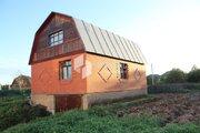 Дом 60 кв.м. , участок 15 соток, г.Москва, д.Белоусово, Киевское шоссе, 4200000 руб.