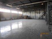 Производственно складское помещение 570 кв.м., 3960 руб.