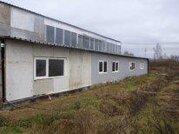 Продается Здание (ангар) 1200 кв.м д. Курово Истринского района, МО., 14500000 руб.