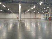 Складской комплекс класса В+,2000 кв.м,3 доков, 3400 руб.