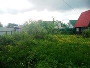 """Участок 5,5 соток в охраняемом садовом товариществе """"Леснянка"""", 1300000 руб."""