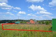 Земельный участок! 15 соток, в г. Волоколамске, на ул.Сосновая, 990000 руб.
