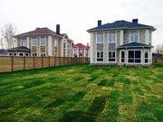 Кирпичный дом с 240 кв.м. участок 9 сот. Калужское шоссе, 16200000 руб.