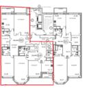 "ЖК""Royal House on Yauza""-213 кв.м, кухня-гостиная и 5 спален,6эт,7 сек"