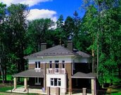 Продается 2 этажный дом и земельный участок в г. Пушкино, 27500000 руб.