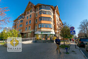 3к квартира 126 м2 Звенигород, ул. Комарова 17, центр, ремонт, мебель
