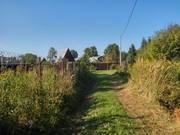 Участок 4,7 сотки у леса, на берегу реки. г. Климовск, СНТ Дубрава, 950000 руб.