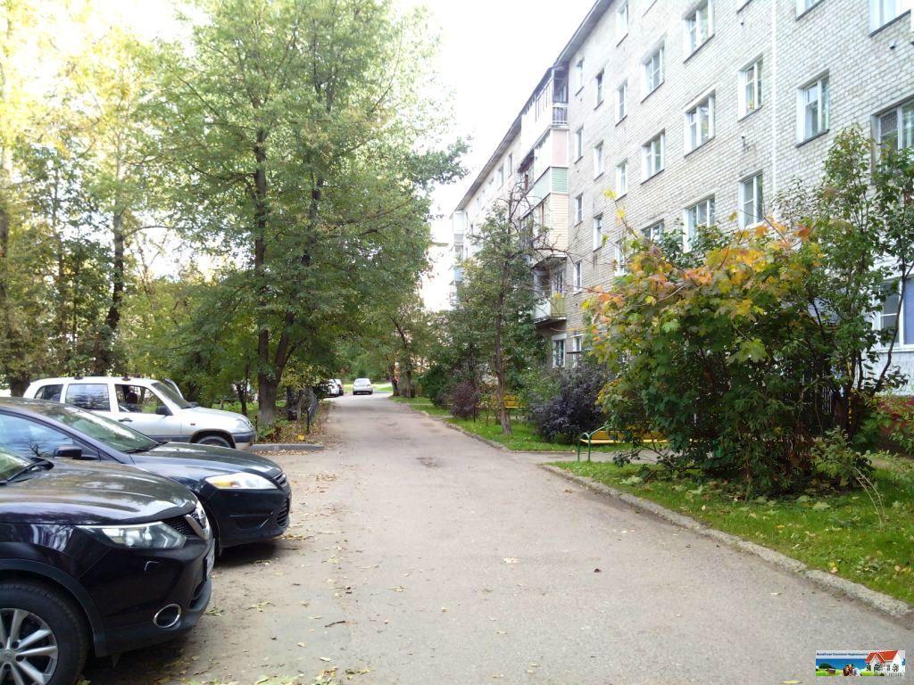 Продается двухкомнатная квартира за 2 300 000 рублей. Можайск, ул. Московская, 40.