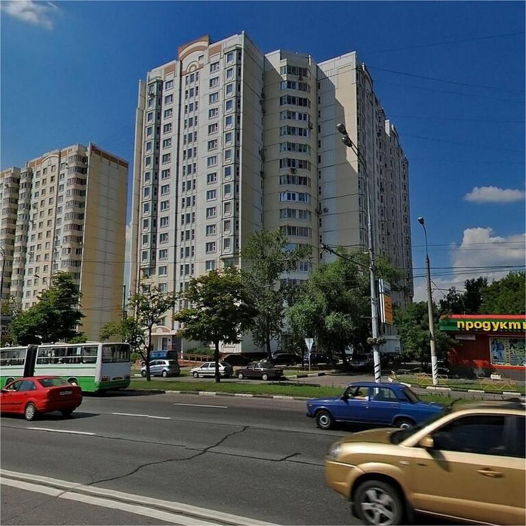 Москва, 2-х комнатная квартира, варшавское ш. д.104, 90000.
