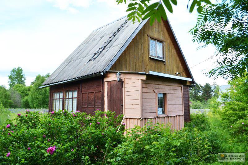 Купить дом в деревне волоколамском районе недорого