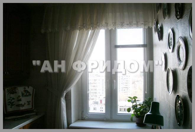 Москва, 3-х комнатная квартира, ул. Яблочкова д.35б, 14500.