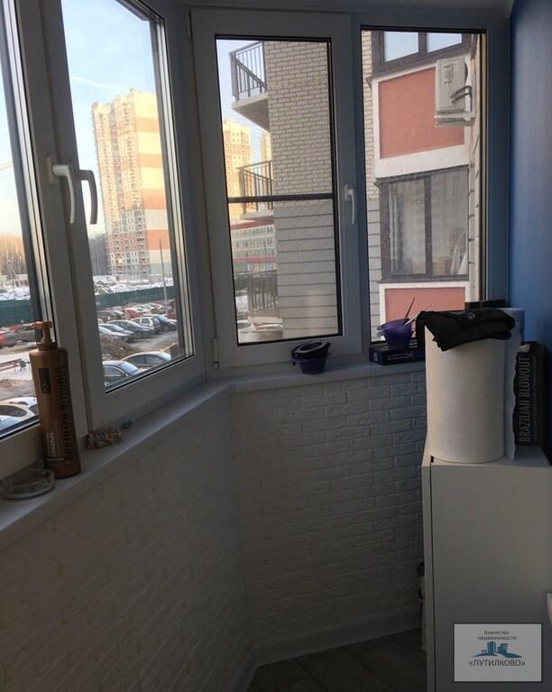 Путилково, 3-х комнатная квартира, спасо-тушинский бульвар д.