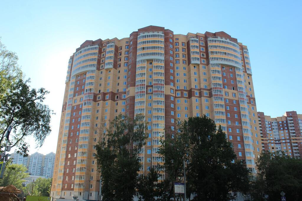 Москва, 2-х комнатная квартира, ул. смольная д.57 к1, 13300.