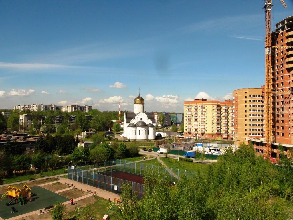 известная поклонница лесной городок московская область фото города уникальный интерьер