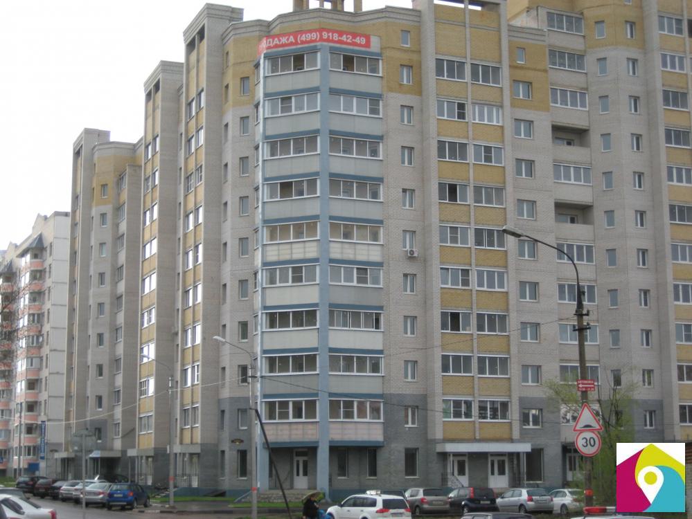 Продается однокомнатная квартира за 3 000 000 рублей. Московская обл, г Сергиев Посад, ул Матросова, д 2/1.