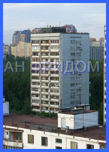 Москва, 2-х комнатная квартира, 26-ти бакинских комиссаров д.