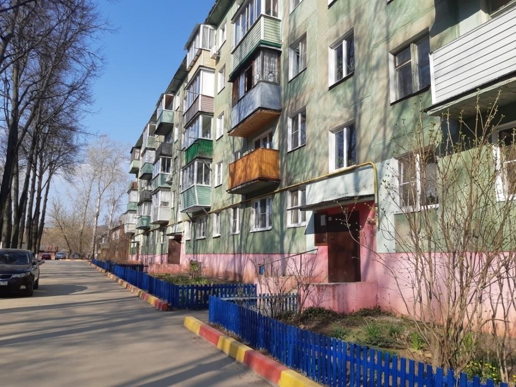 Продается двухкомнатная квартира за 2 000 000 рублей. Московская обл, г Ногинск, ул Инициативная, д 16.