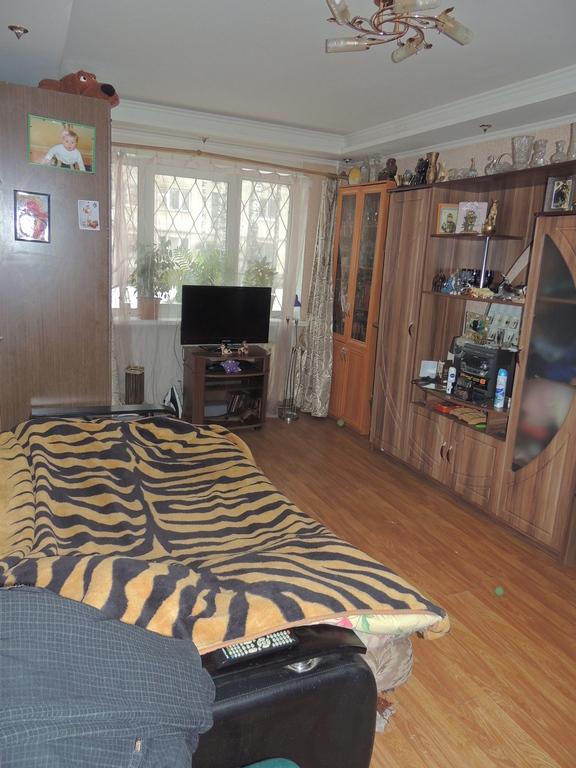 Продается двухкомнатная квартира за 2 300 000 рублей. Старая Купавна, Большая Московская, 114.